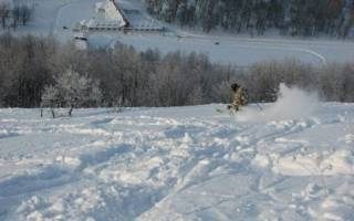 Обзор и отзывы лыжного курорта Омшаник (Тазларово)