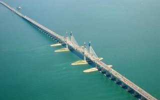 Мост 6-го октября, Египет — обзор