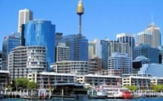 Австралия что посмотреть Сидней