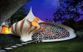 Дом «Наутилус», Мексика — обзор