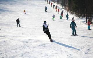 Обзор и отзывы лыжного курорта Арсеньев