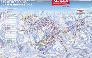 Хопфгартен — обзор и отзывы лыжного курорта