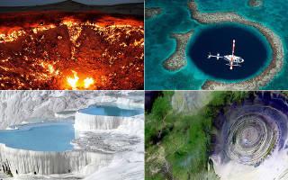 Фото галерея: 11 необычных пустынь планеты — обзор