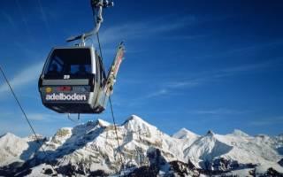 Адельбоден — обзор и отзывы лыжного курорта Швейцарии