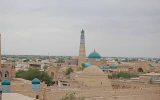 Ичан-Кала, Узбекистан — обзор