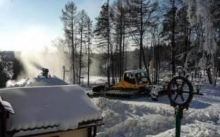 Обзор и отзывы лыжного курорта Олимпик Парк