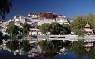 Дворец Потала, Тибет — обзор