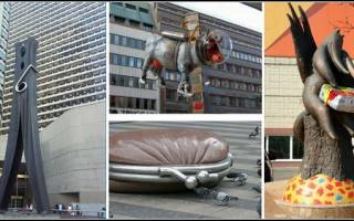 Фото галерея: Грандиознейшие статуи и монументы мира — обзор
