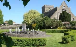 Замок Говран, Ирландия — обзор