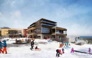 Шарлевуа Квебек — обзор и отзывы лыжного курорта