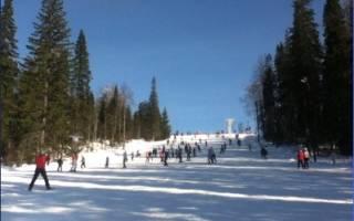 Обзор и отзывы лыжного курорта Такман