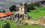 Археологические памятники Панама-Вьехо, Панама — обзор