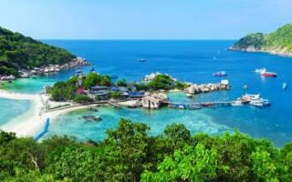 Остров Ко Тао, Таиланд — обзор