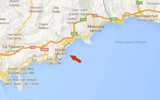 Монте-Карло — что посмотреть по городам Монако