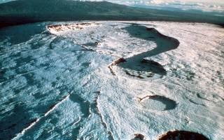 Фото галерея: Наиболее активные вулканы земли — обзор