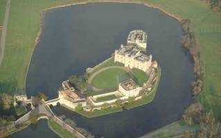 Замок Лидс, Англия — обзор
