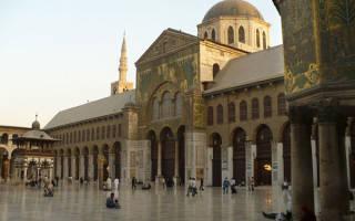 Фото галерея: Самые величественные мечети планеты — обзор