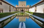 Замок Альгамбра, Испания — обзор