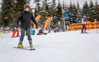 Чарна Гура — обзор и отзывы лыжного курорта Польши