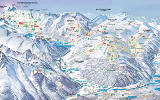 Дахштайн Вест иЛаммерталь — обзор и отзывы лыжного курорта
