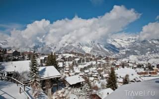 Ненда — обзор и отзывы лыжного курорта Швейцарии