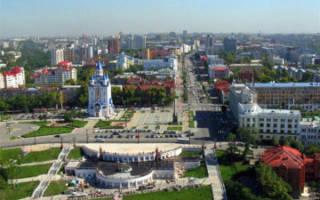 Россия что посмотреть в Хабаровске