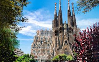 Набережная Барселоны, Испания — обзор