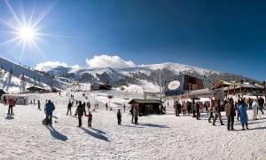 Фалакро — обзор и отзывы лыжного курорта