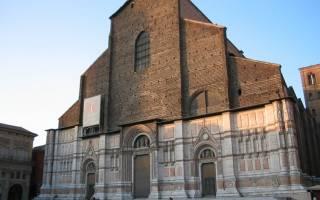 Базилика Сан-Петронио, Италия — обзор
