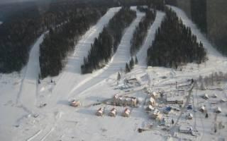 Обзор и отзывы лыжного курорта Павловский парк