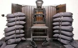 Тюрьма Сан Квентин, США — обзор