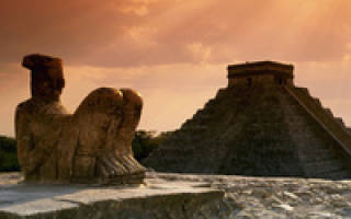 Древний город Чичен-Ица, Мексика — обзор