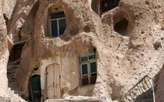 Деревня Кандован, Иран — обзор