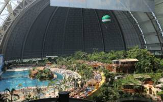 Аквапарк «Тропические острова», Германия — обзор