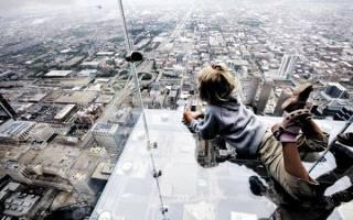 Смотровая площадка Skydeck Chicago, США — обзор