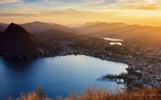 Лугано — что посмотреть по городам Швейцарии