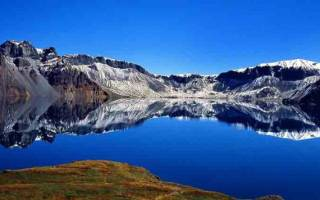 Озеро Тянь Чи, Китай — обзор