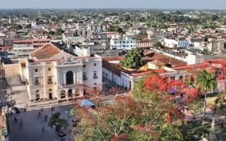 Санта-Клара — что посмотреть по городам Кубы