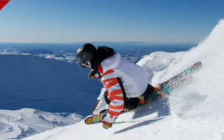 Требл-Коун — обзор и отзывы лыжного курорта Новой Зеландии