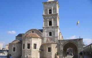 Ларнака — что посмотреть по городам Кипра