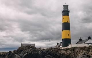 Маяк Хук Хэд, Ирландия — обзор