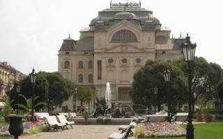 Дебрецен — что посмотреть по городам Венгрии