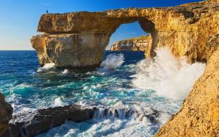 Лазурное окно, Мальта — обзор