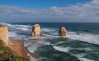 Пляж Лох Ард, Австралия — обзор