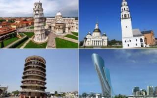 Башня в Телюк Интан, Малайзия — обзор