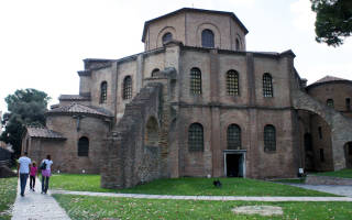 Базилика Сан Витале, Италия — обзор