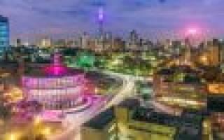 Йоханнесбург — что посмотреть по городам Южно-Африканской Республики