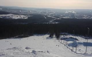 Обзор и отзывы лыжного курорта Гора Волчиха
