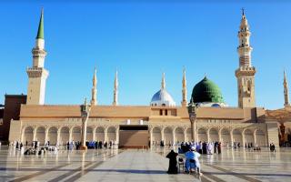 Мечеть Масджид ан-Набави, Саудовская Аравия — обзор