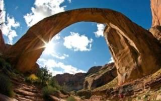 Изысканная арка, США — обзор